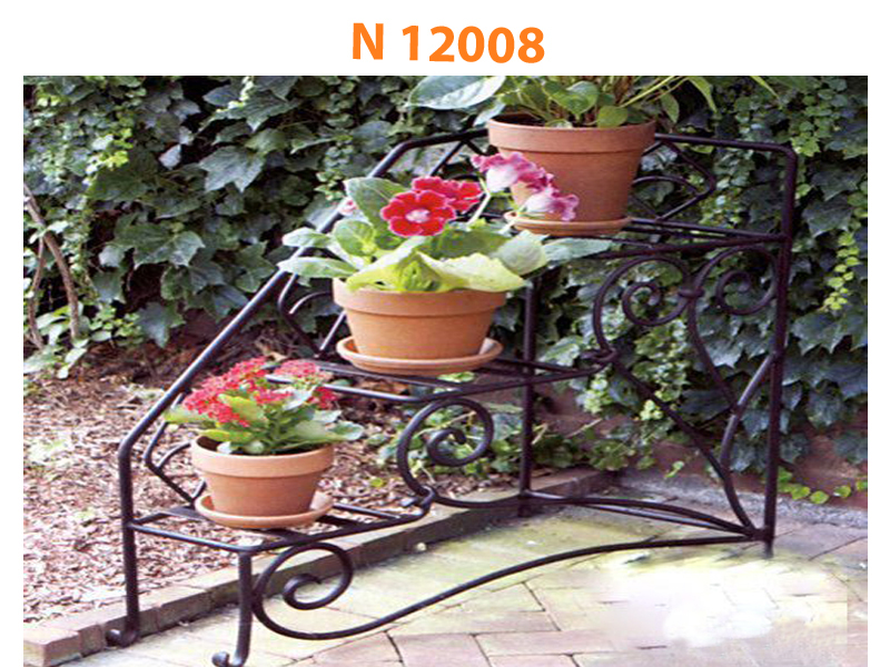Кованые цветочницы N 12008