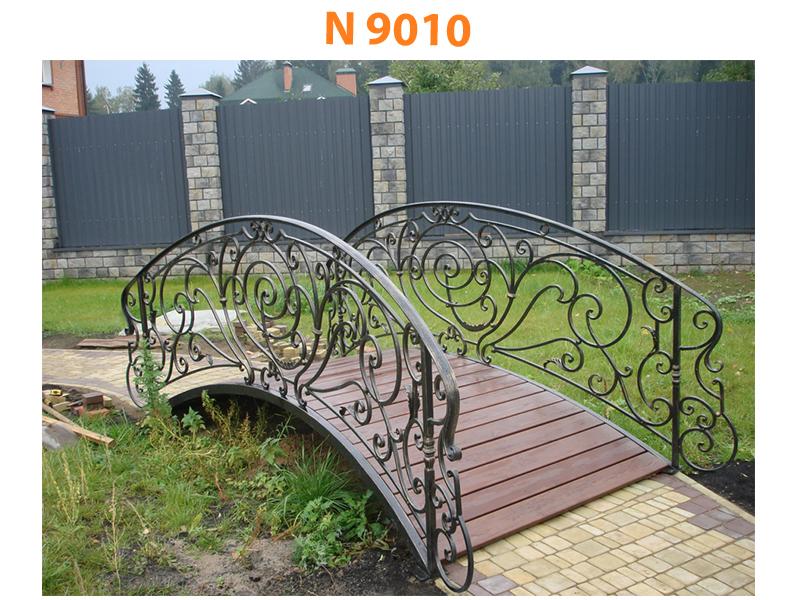 Кованый мост N 9010