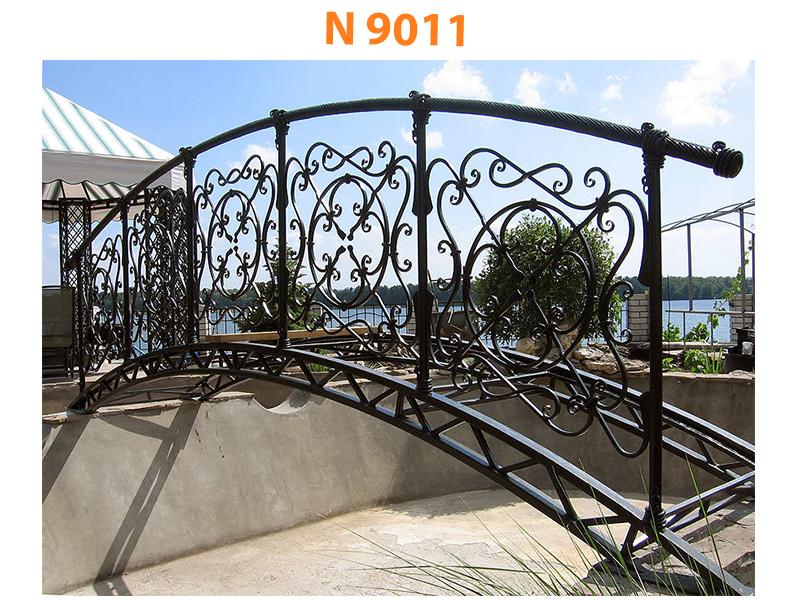 Кованый мост N 9011