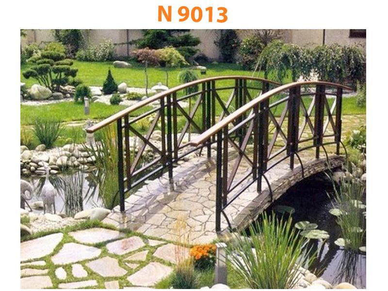 Кованый мост N 9013