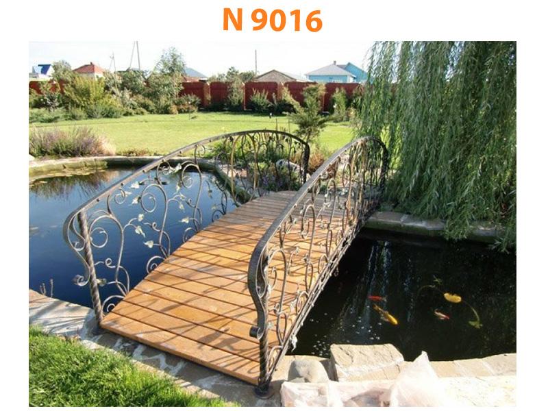 Кованый мост N 9016