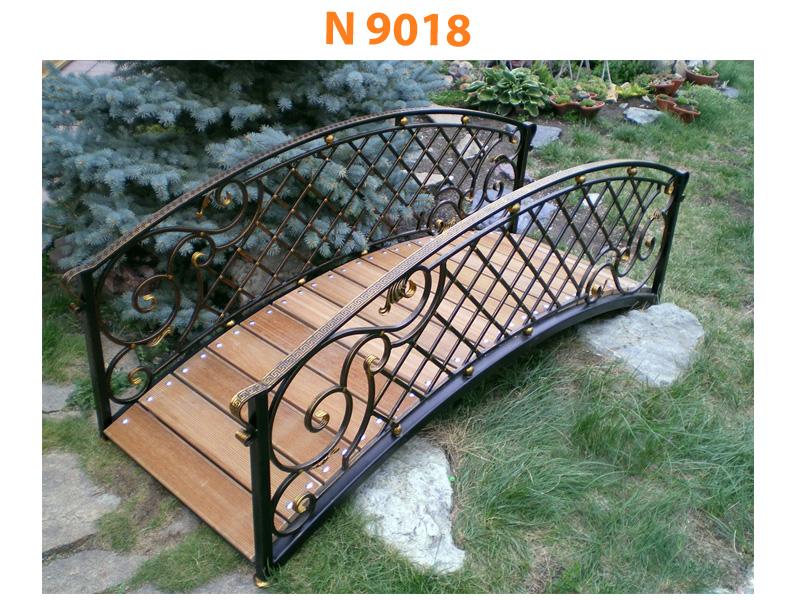 Кованый мост N 9018