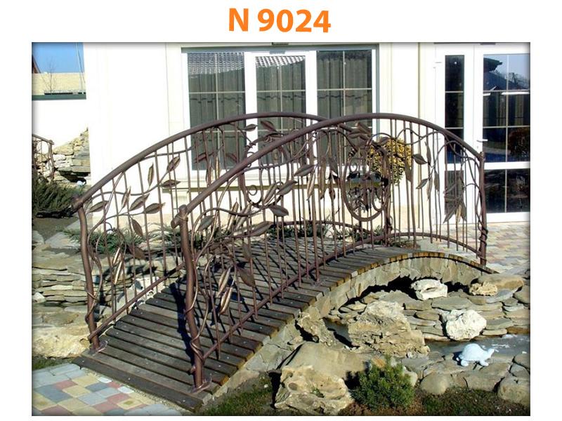 Кованый мост N 9024