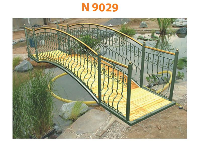 Кованый мост N 9029