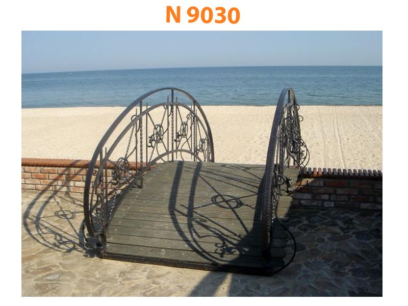 Кованый мост N 9030