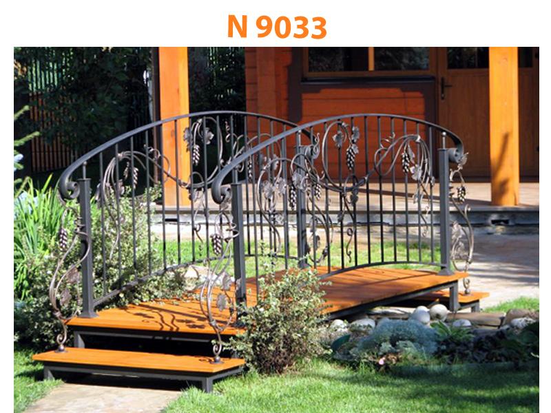 Кованый мост N 9033