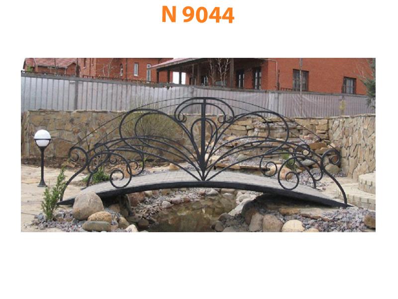 Кованый мост N 9044