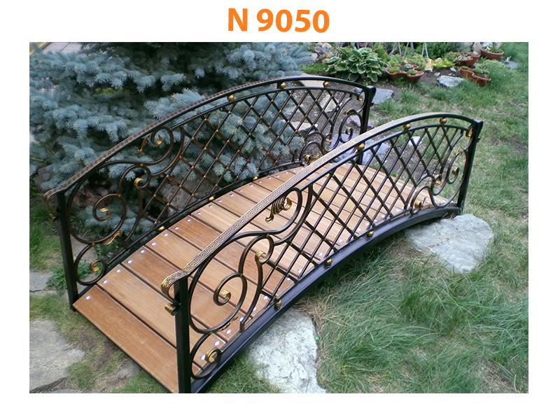 Кованый мост N 9050