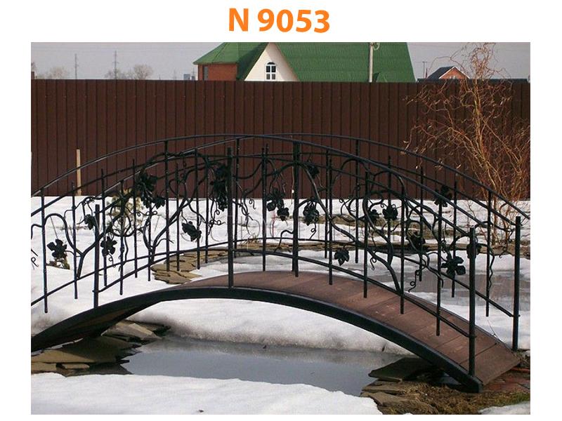 Кованый мост N 9053