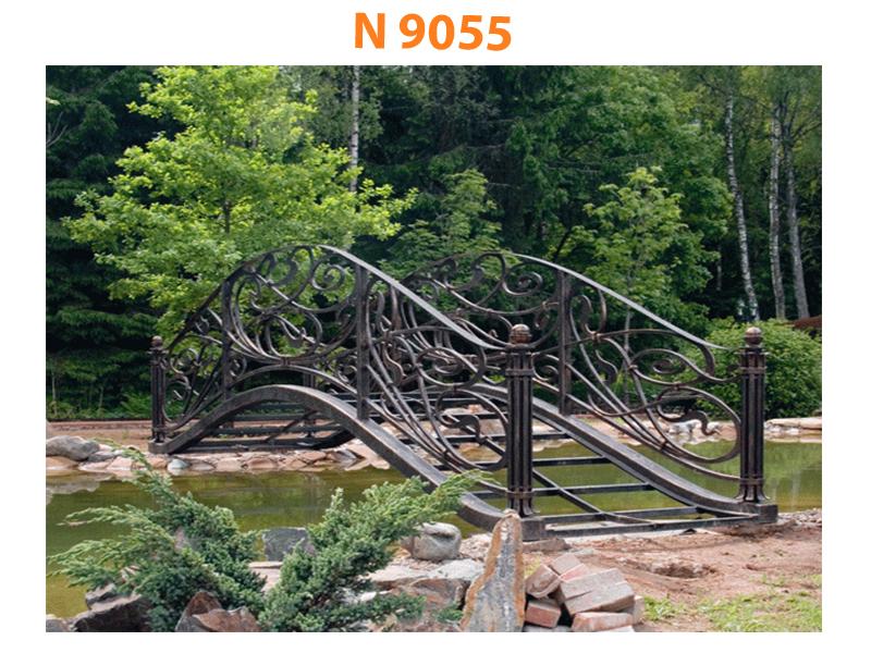 Кованый мост N 9055
