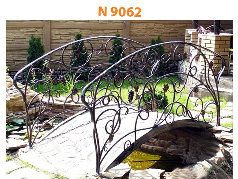 Кованый мост N 9062