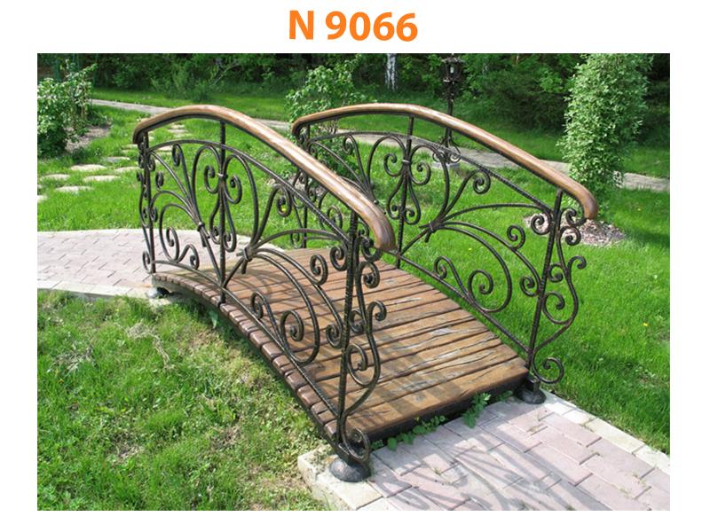 Кованый мост N 9066