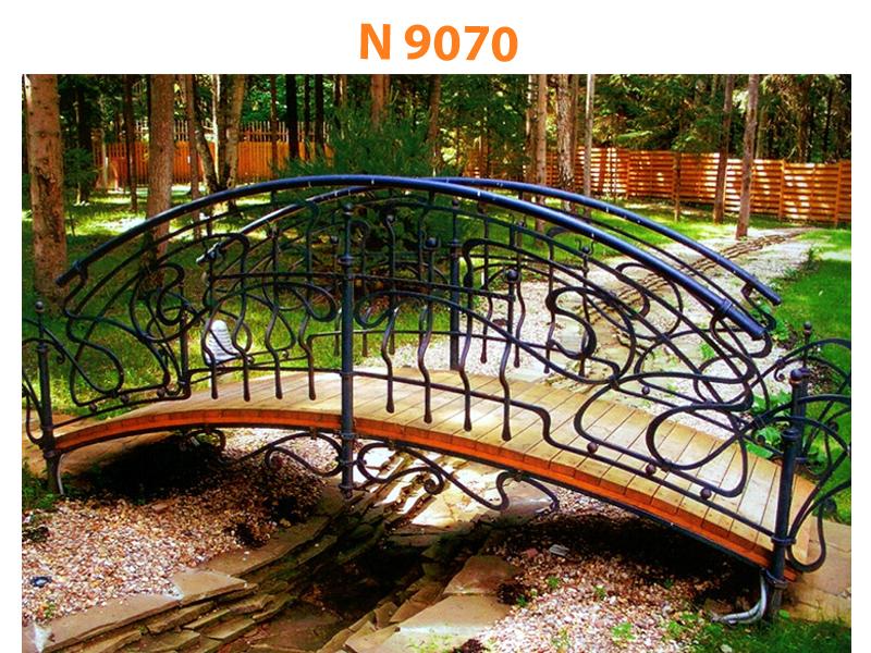 Кованый мост N 9070