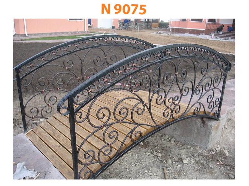 Кованый мост N 9075