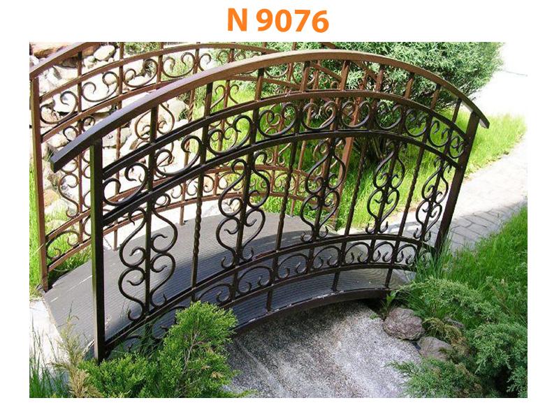 Кованый мост N 9076