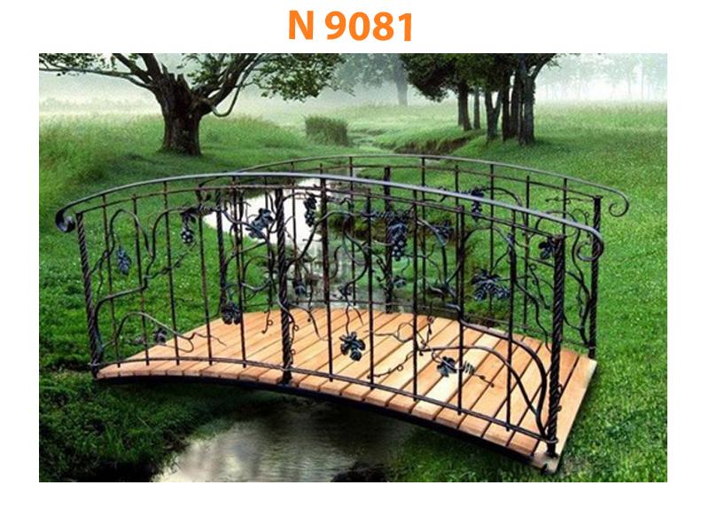 Кованый мост N 9081