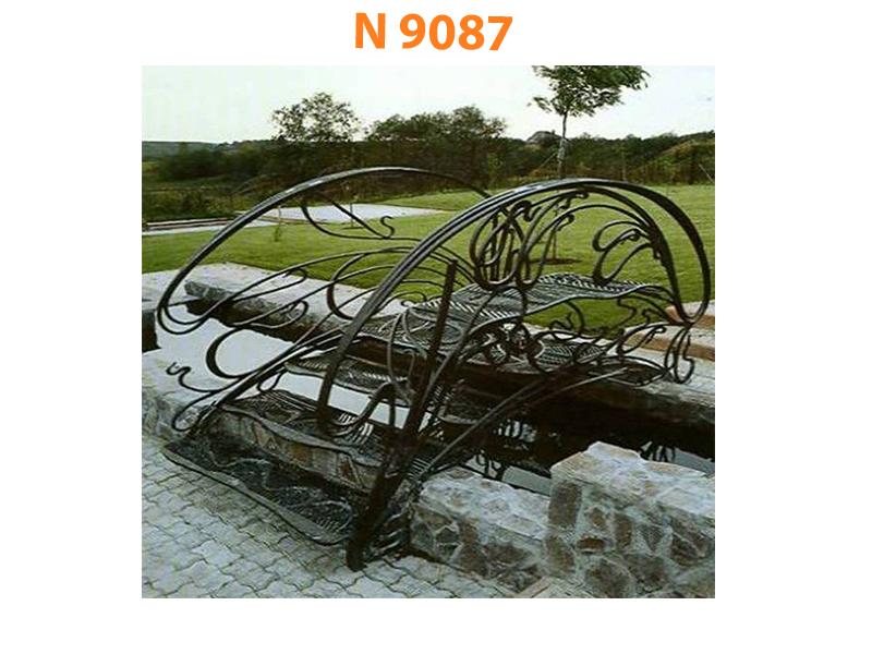 Кованый мост N 9087