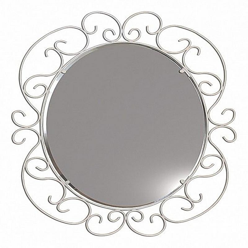 Кованое зеркало N 19004