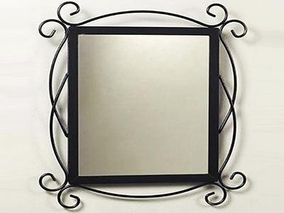 Кованое зеркало N 19012