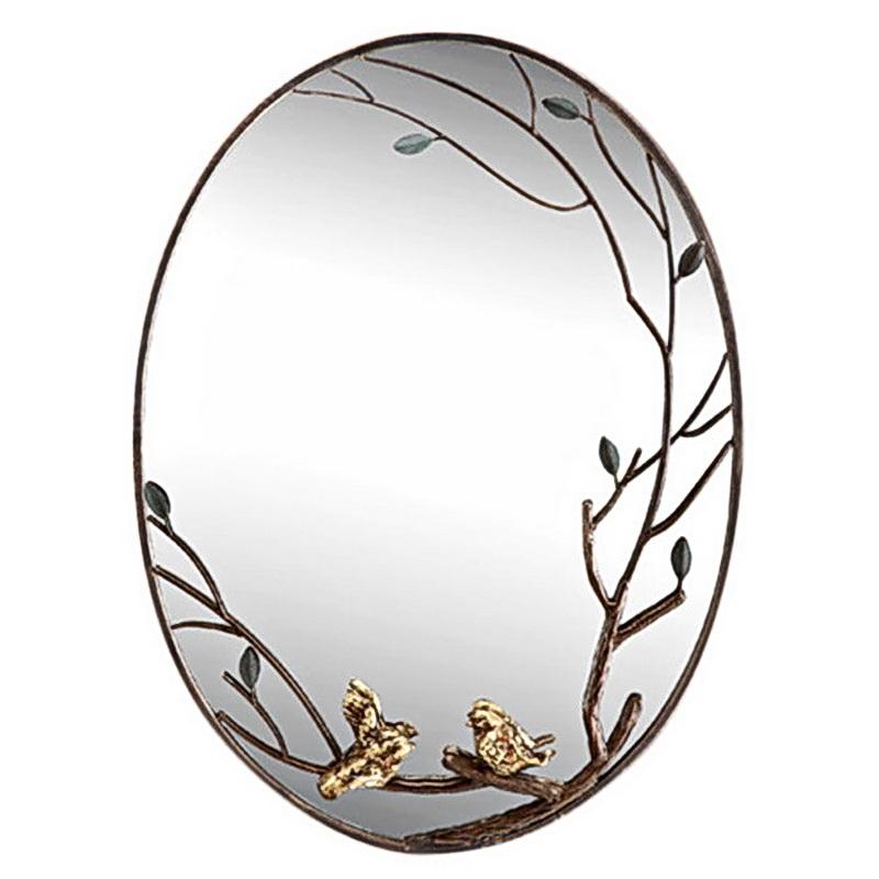 Кованое зеркало N 19049