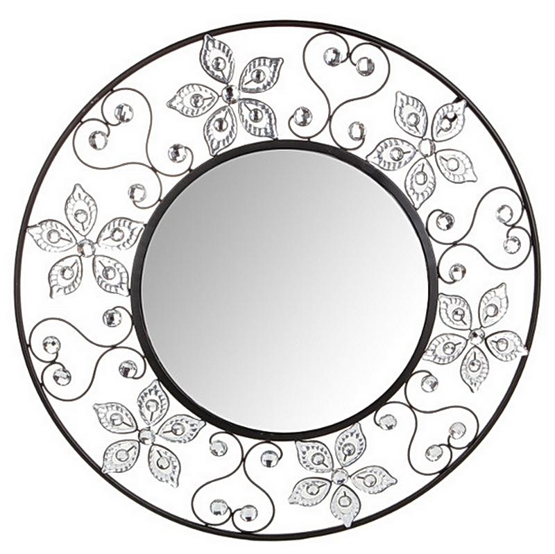 Кованое зеркало N 19053