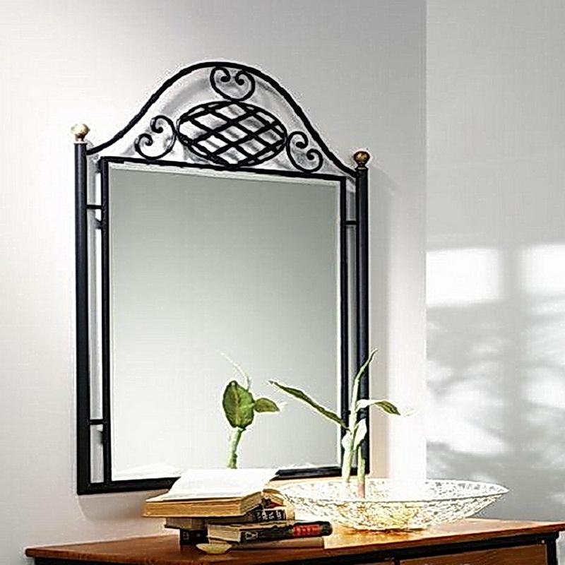 Кованое зеркало N 19058