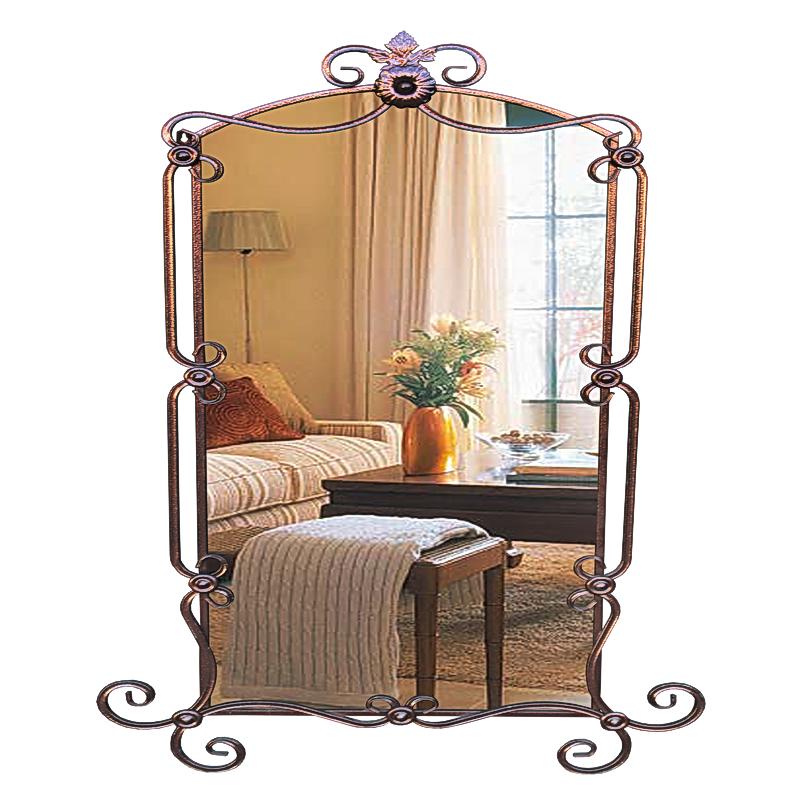 Кованое зеркало N 19065