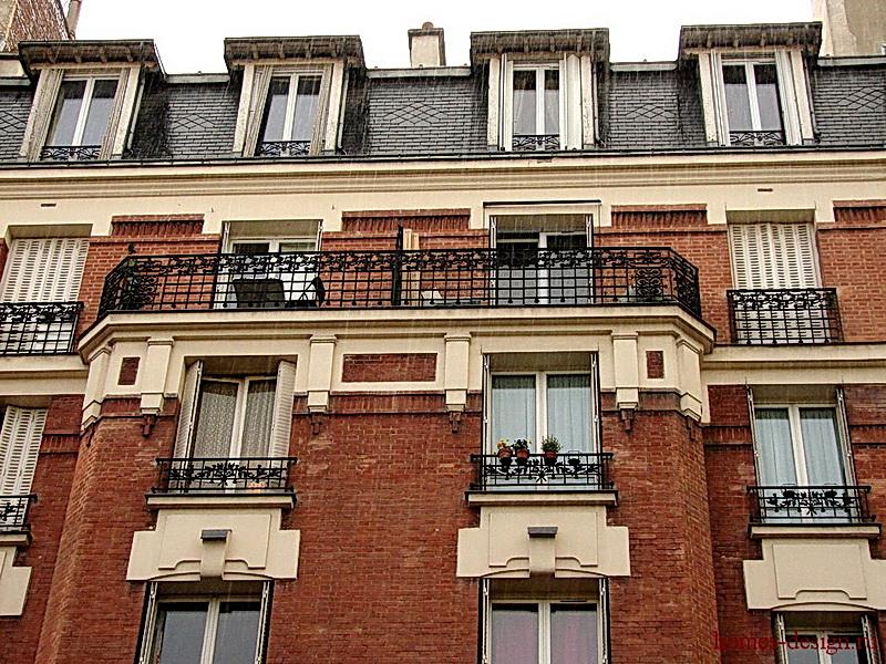 Кованые балконные ограждения N 4124