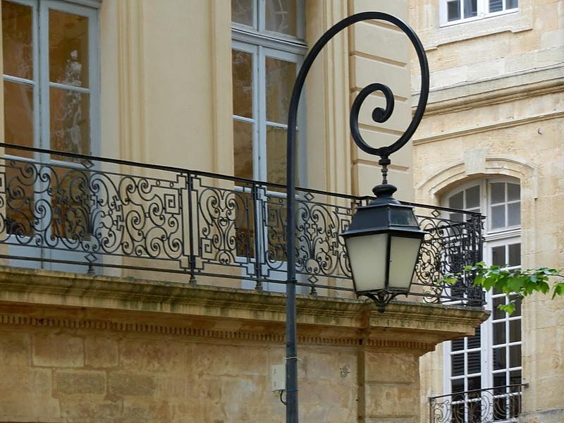 Кованые балконные ограждения N 4138