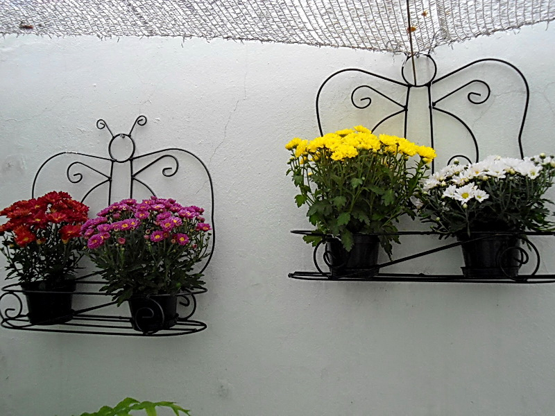 Кованые цветочницы N 12061