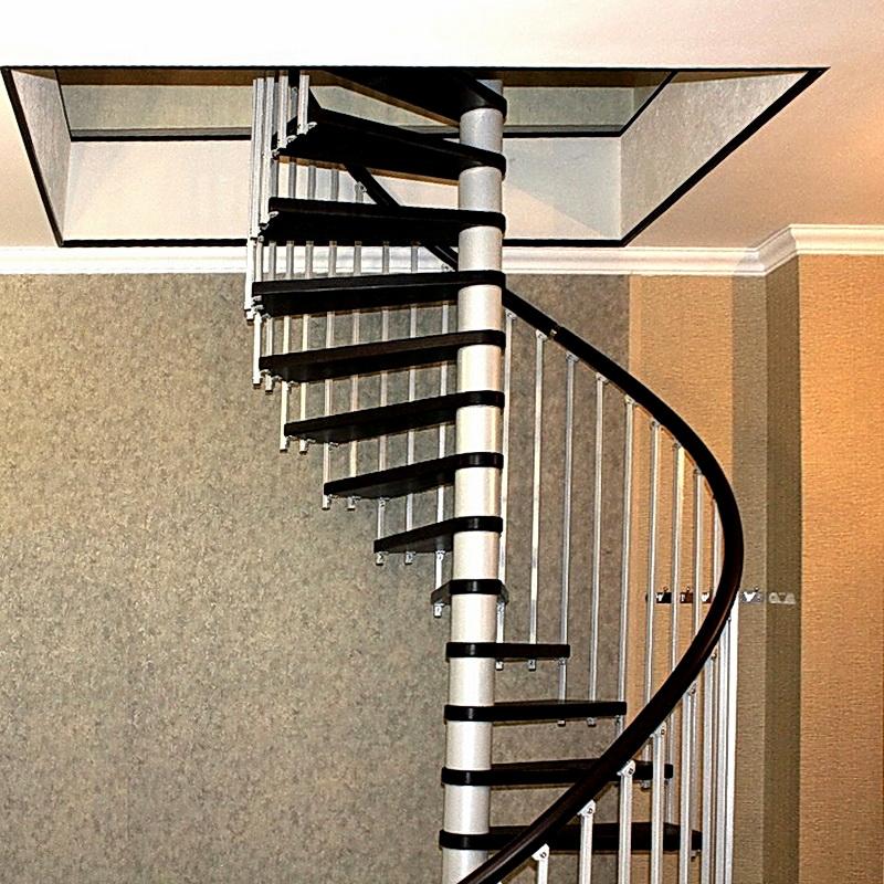 Кованые винтовые лестницы N 3-3545