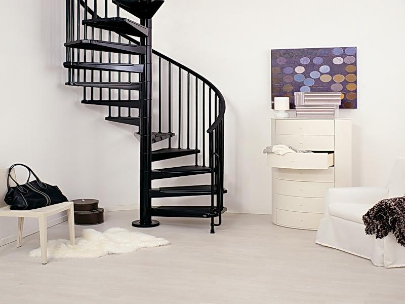 Кованые винтовые лестницы N 3-3554