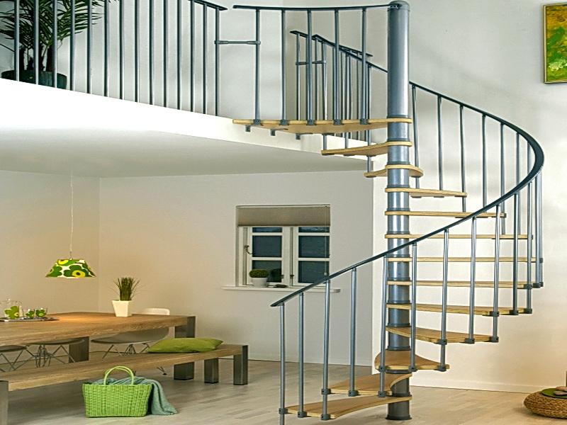 Кованые винтовые лестницы N 3-3561