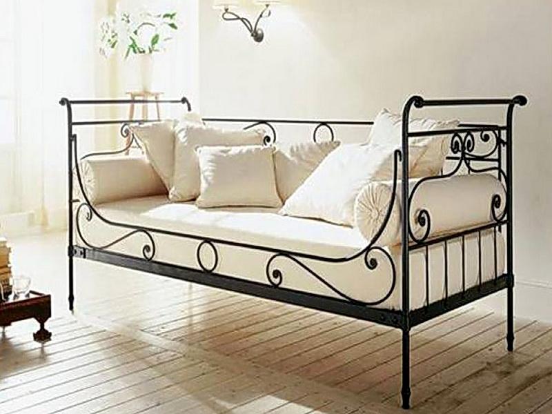 Кованый диван N 15041