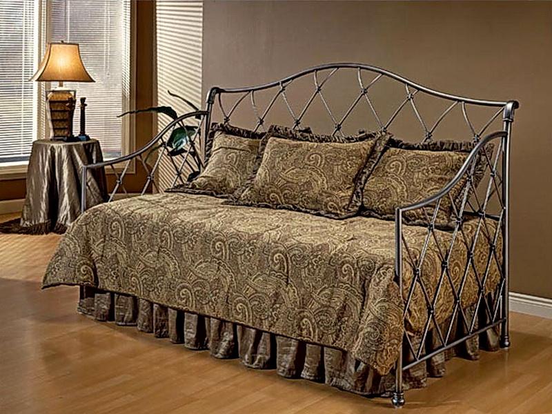 Кованый диван N 15050