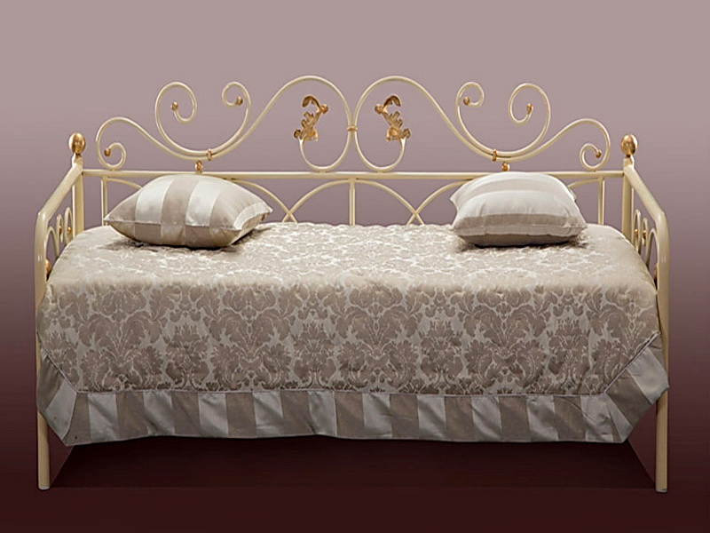 Кованый диван N 15052