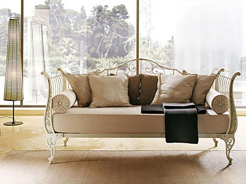 Кованый диван N 15054