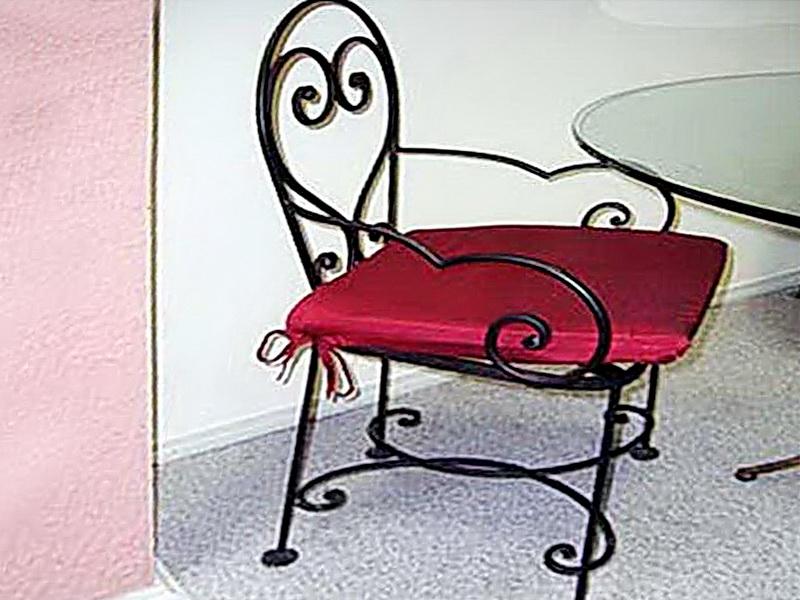 Кованые стулья N 10703