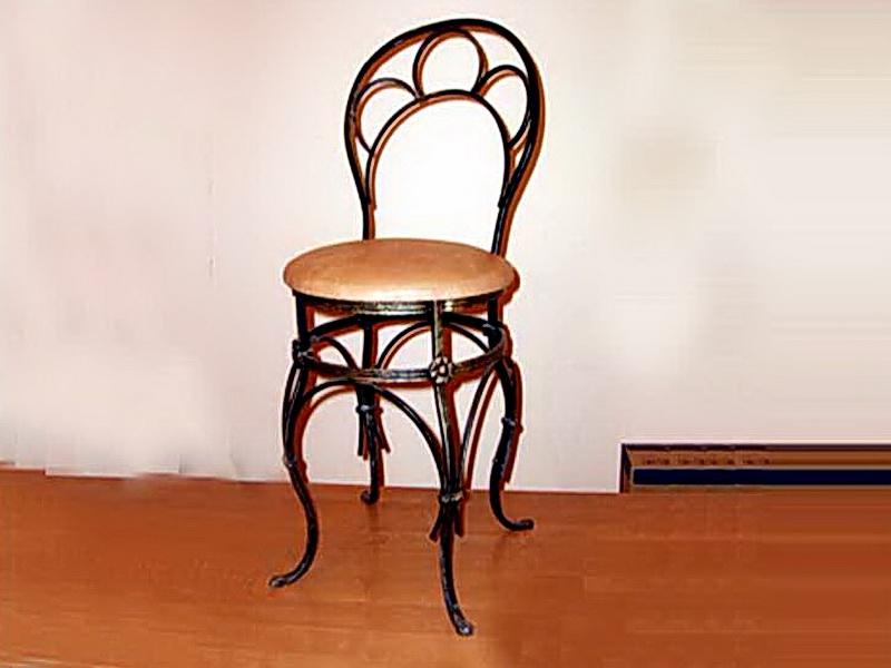 Кованые стулья N 10704