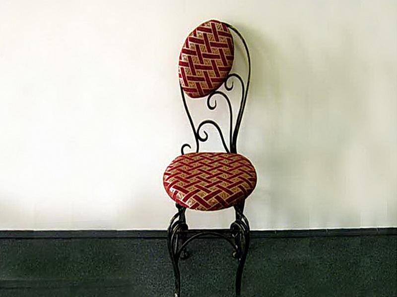 Кованые стулья N 10705