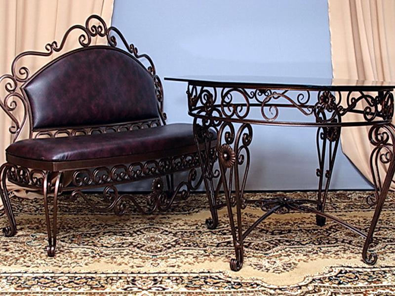Кованые стулья N 10732