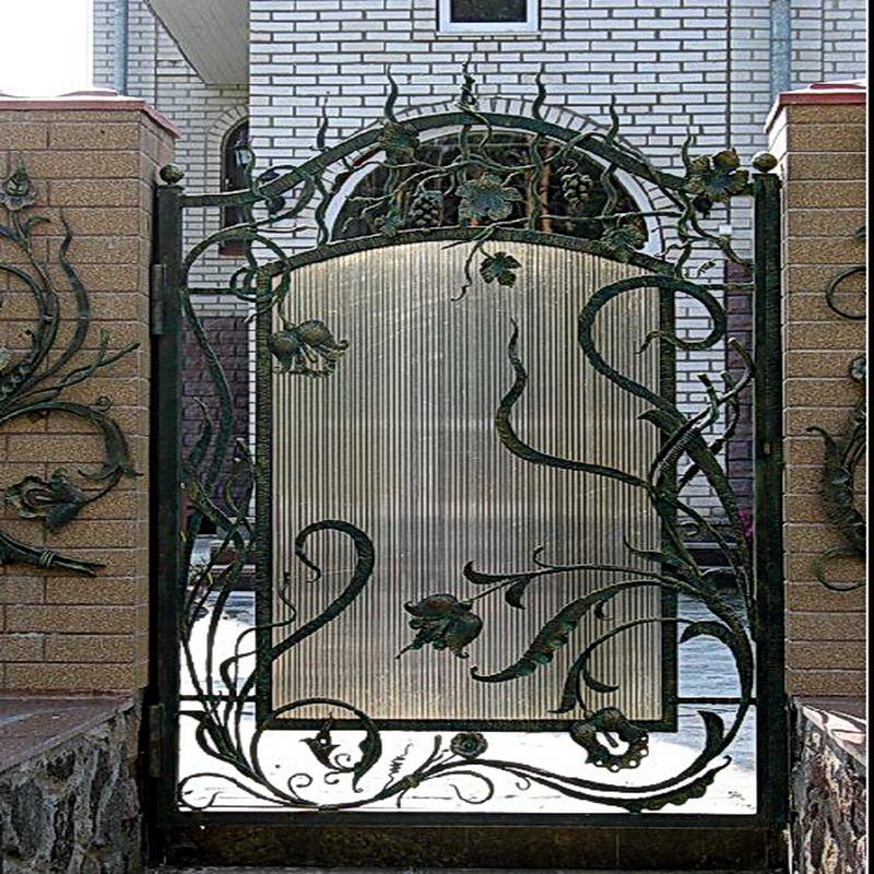 Кованая входная дверь N 2009