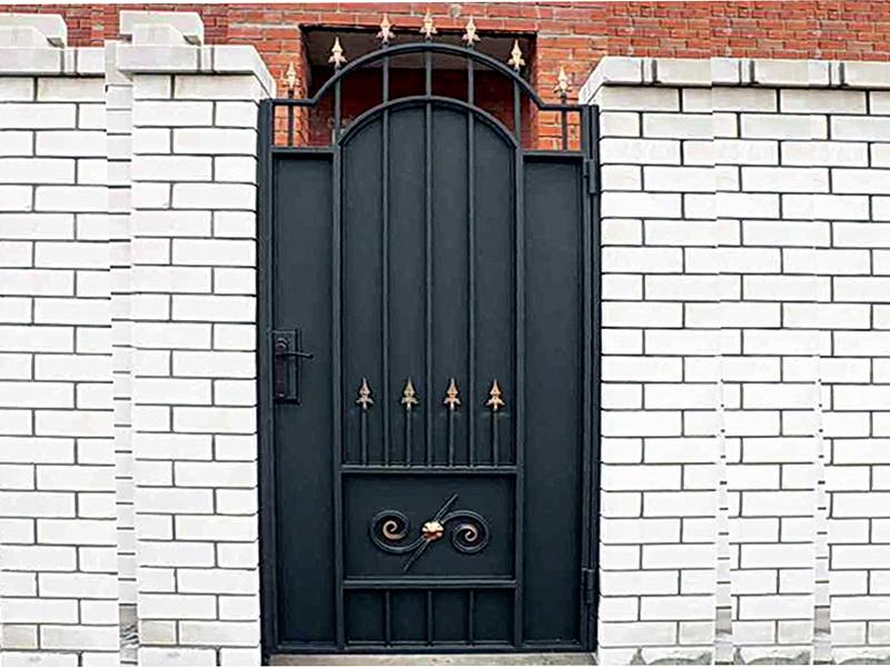 Кованая входная дверь N 2038