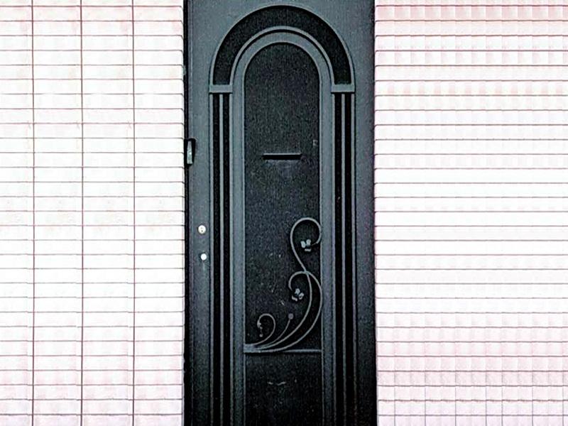 Кованая входная дверь N 2039