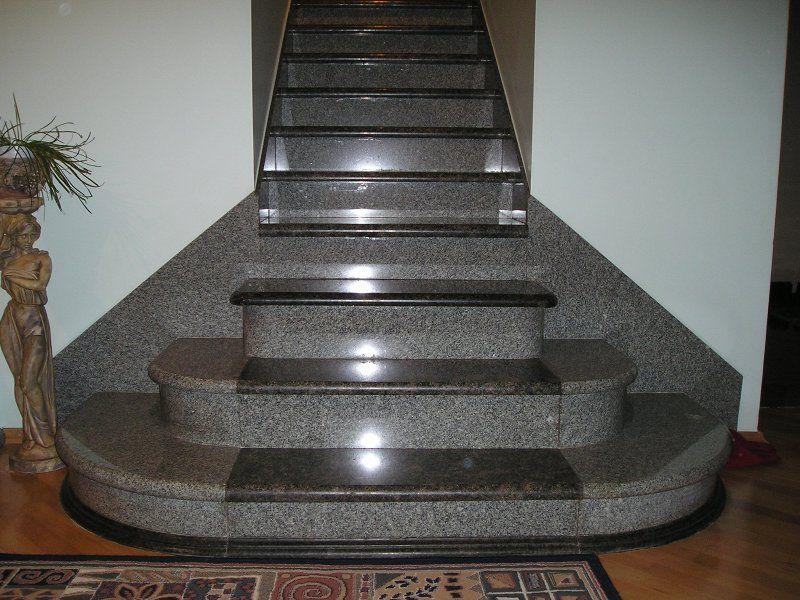 Лестница из мрамора M 1003