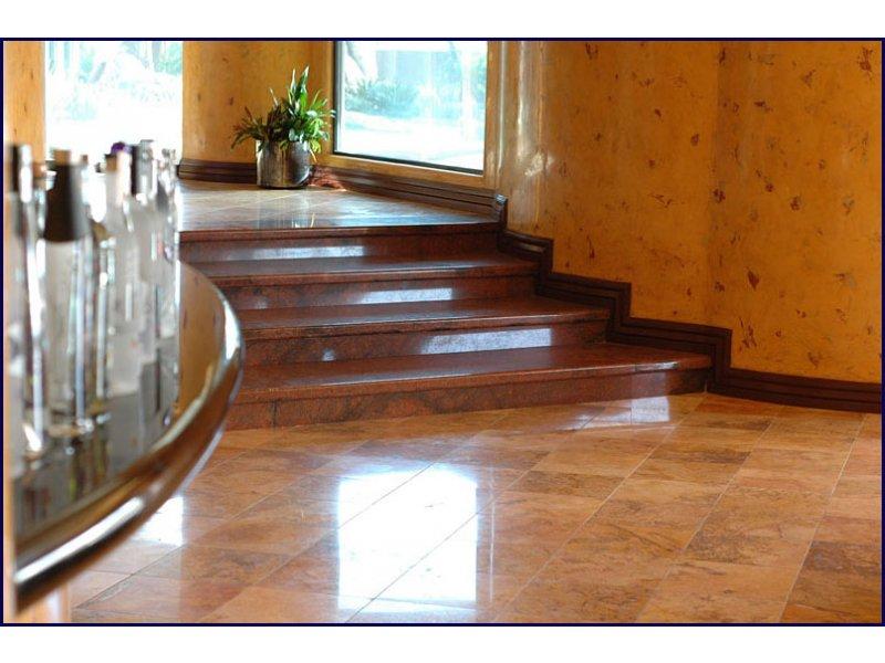 Лестница из мрамора M 1025