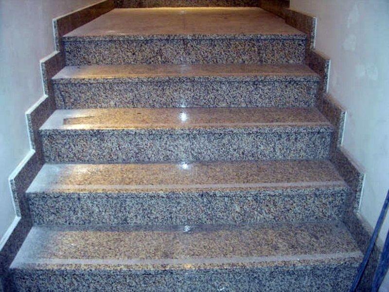 Лестница из мрамора M 1037