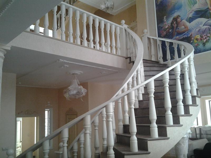 Лестница из мрамора M 1038