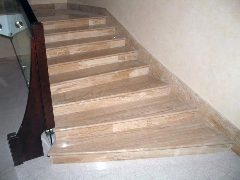 Лестница из мрамора M 1040