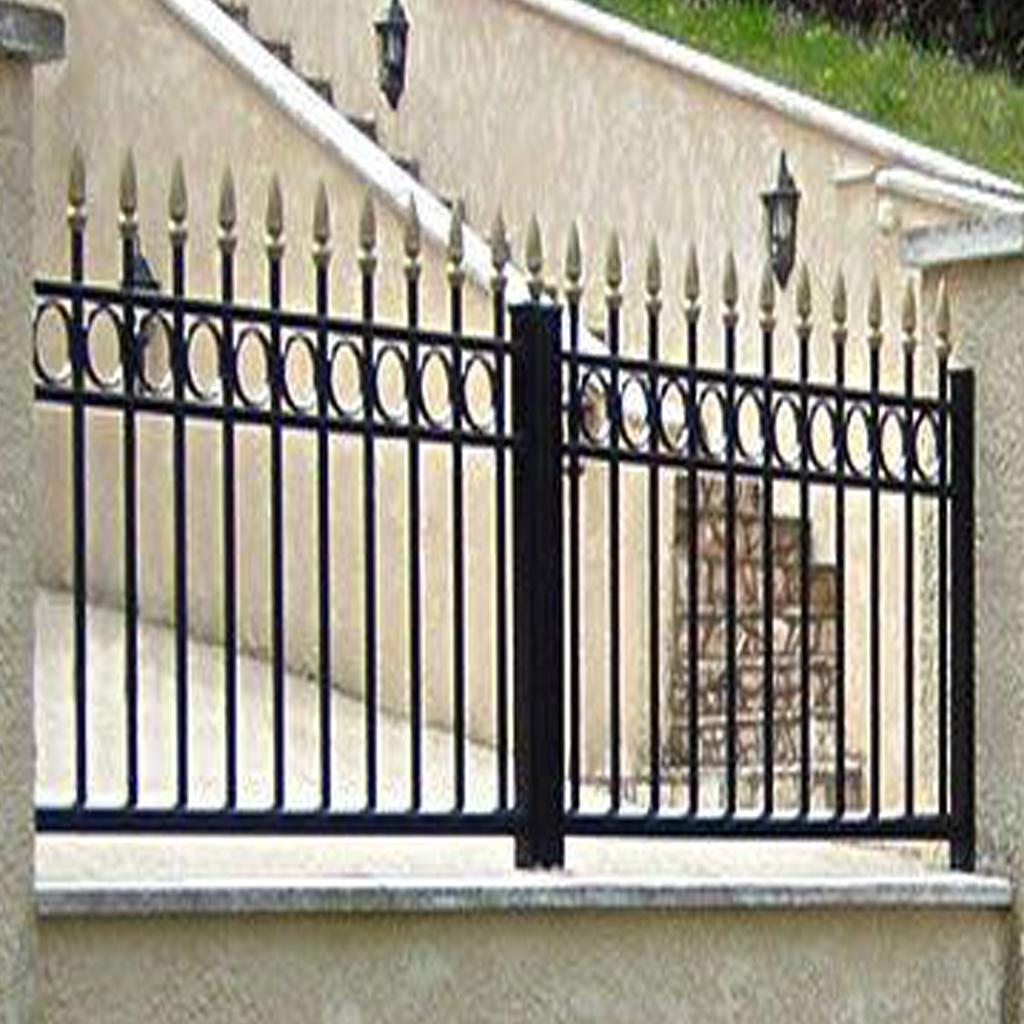 Металлическая ограда М-о1003